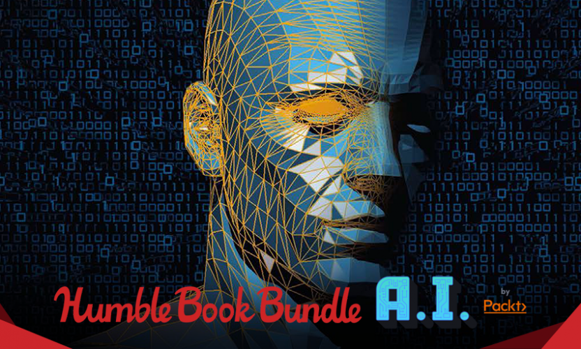 Pay what you want for Unreal Engine 4 AI Programming Essentials, Machine Learning with R, and more in The Humble Book Bundle: A.I. by Packt