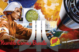 Pay what you want for Humble Comics Bundle: Dynamic Forces 25th Anniversary - Art of Atari, George R.R. Martin, and more!