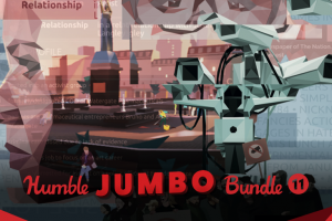 Pay what you want for tons of Steam games in The Humble Jumbo Bundle 11!