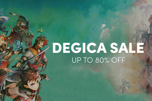 RPG Maker, Code of Princess, and more in the Degica Sale! (Steam; up to 80% off)
