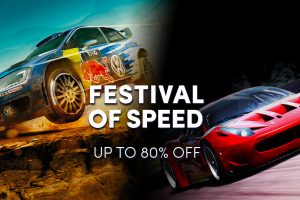 Up to 80% off Steam racing games in the HS Festival of Speed!