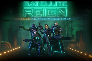 FREE copies of Satellite Reign for Steam for 48 hours!