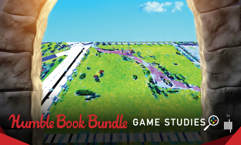 Pay what you want for The Humble Book Bundle: Game Studies by MIT Press (Atari, Nintendo, Warcraft, etc.)