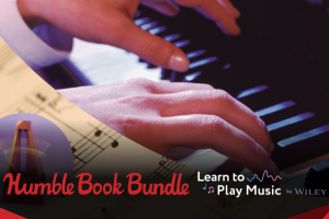 Name your price for the Humble Book Bundle: Learn to Play Music by Wiley!
