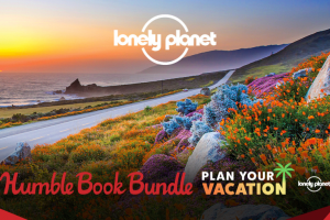 Name your price for The Humble Book Bundle: Plan Your Vacation by Lonely Planet
