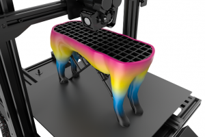 Pre-order discounts available for impressive new M3D Crane 3D Printer series - full-color 3D printing!