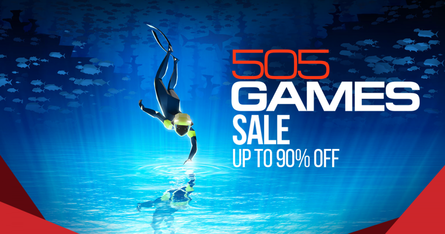 Abzu, Assetto Corsa, and more Steam games up to 90% off in the 505 Games Sale