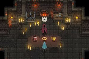 Fast-paced dungeon crawler Wizard of Legend is now out!