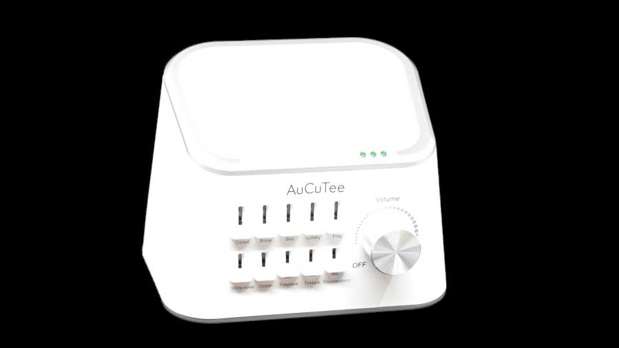 Review: AuCuTee White Noise Sleep Machine