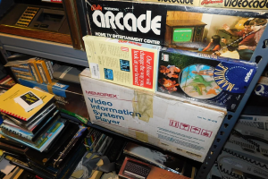 New updates for the massive private vintage and modern videogame and computer auction set for May 31, 2018 in Edison, NJ!