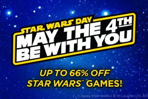 Up to 66% off amazing Steam Star Wars games in The Star Wars May the 4th Sale