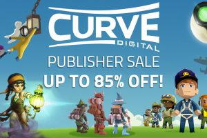 The Curve Digital Publisher Sale is LIVE - Great Steam games like Bomber Crew, Human Fall Flat, and more!