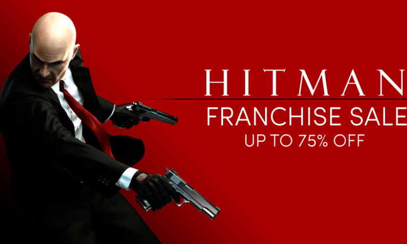 The Hitman Franchise Sale is LIVE in the Humble Store. Great Steam games at up to 75% off!
