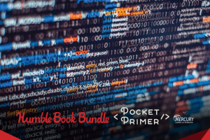 Pay what you want for The Humble Book Bundle: Pocket Primers by Mercury (Android, Python3, HTML5, etc.)