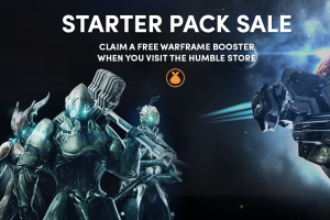 The Starter Pack Sale - Great Steam games, plus get a free Warframe booster!