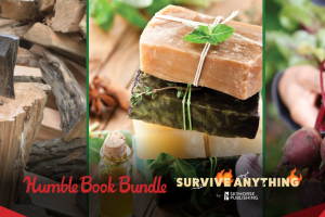 Pay what you want for The Humble Book Bundle: Survive Anything by Skyhorse