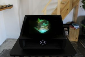 Looking Glass - A new type of lightfield display designed for 3D creators and enthusiasts is coming soon!