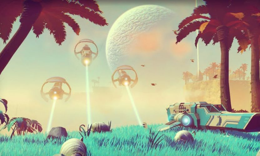No Man's Sky is 50% off and LastPass Premium is just $6.00 for a limited time!