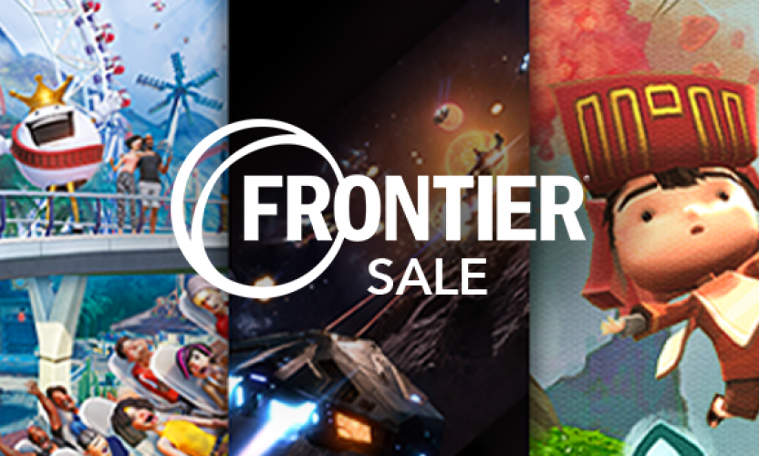 The Frontier Developments Sale is now live – Jurassic World Evolution, Planet Coaster, Elite Dangerous, and more!