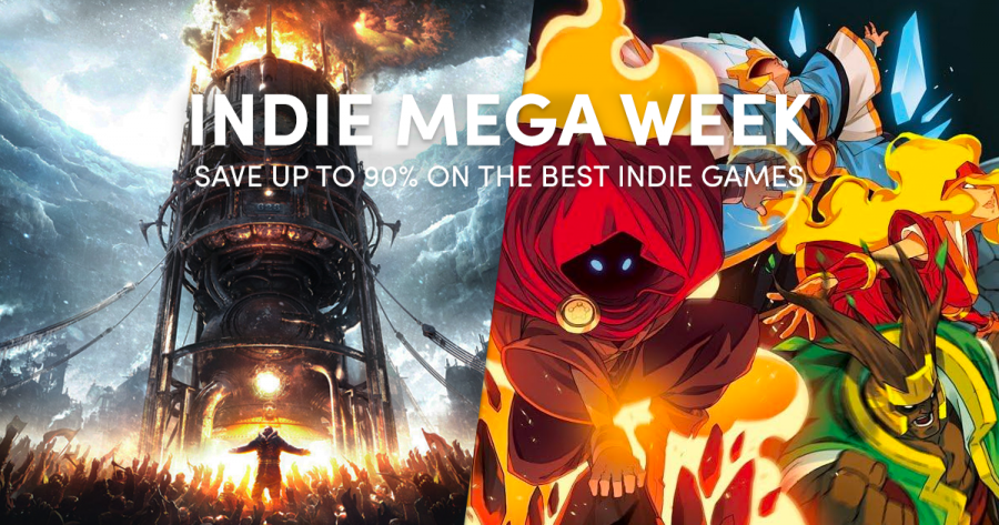 Up to 90% off in the Indie Mega Week sale – Kerbal Space Program, Rocket League, Wizard of Legend, and more!