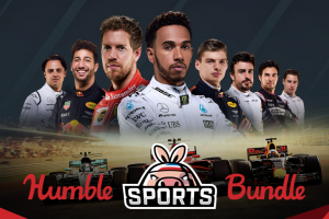 Name your own price for The Humble Sports Bundle - Great Steam games like GRID 2, SEGA Bass Fishing, Super Blood Hockey, etc.