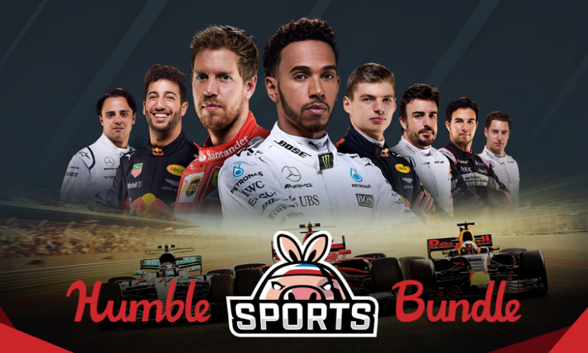 Name your own price for The Humble Sports Bundle – Great Steam games like GRID 2, SEGA Bass Fishing, Super Blood Hockey, etc.