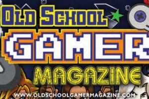 Old School Gamer Magazine – Year Two Kickstarter on now!