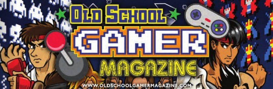 Old School Gamer Magazine – Year Two Kickstarter on now!