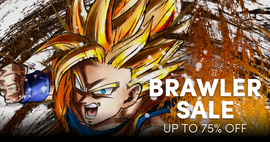 The Brawler Sale – Up to 75% great Steam games like Dragon Ball, Street Fighter, Injustice, and more!
