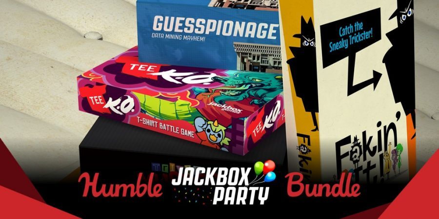 Pay what you want for The Humble Jackbox Party Bundle - Great Steam party games!