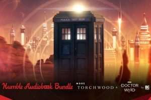 Pay what you want for The Humble Audiobook Bundle: More Torchwood & Doctor Who presented by Big Finish