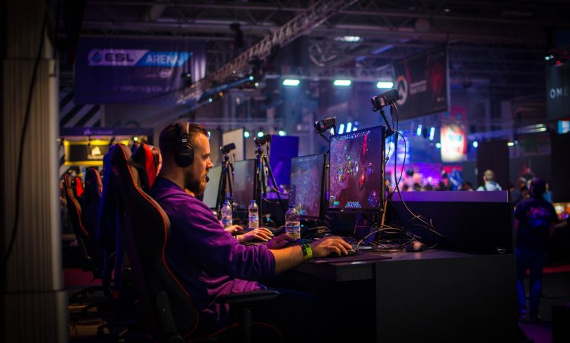 Finally Not a Waste of Time: Earn From Your Online Gaming Skills