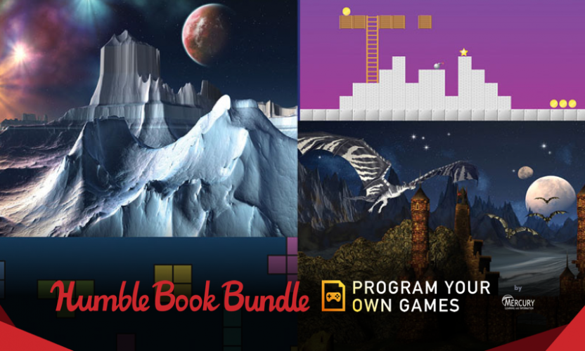 Name your own price for The Humble Book Bundle: Program Your Own Games by Mercury!