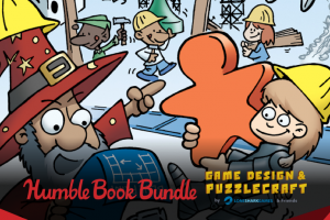 Name your own price for The Humble Book Bundle: Game Design & Puzzlecraft by Lone Shark Games & Friends!