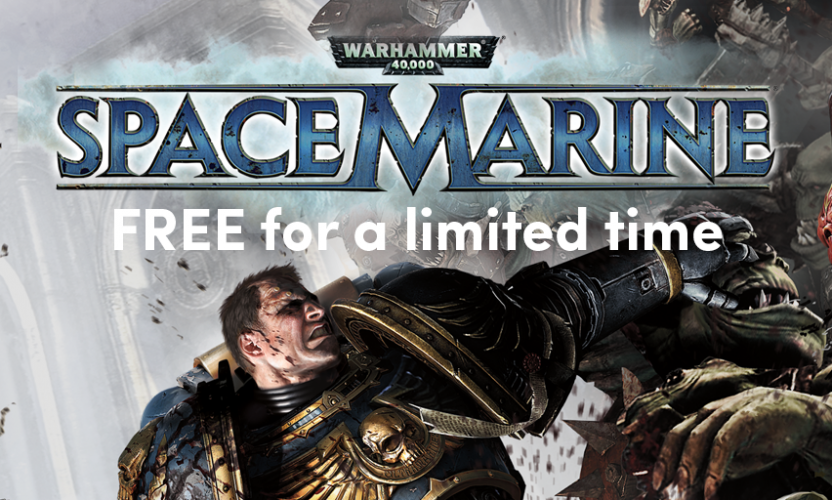Free Warhammer 40,000: Space Marine (Steam), Summer Sale, and Name Your Own Price for Machine Learning and Pathfinder RPG Books!