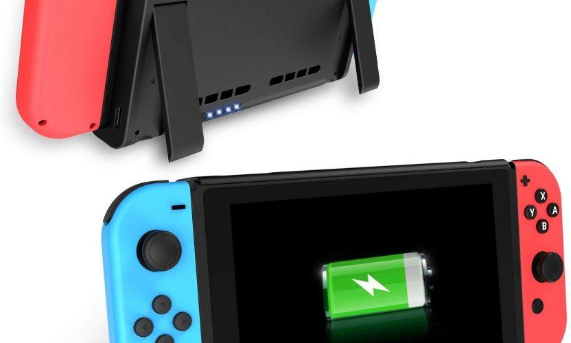 Review: Antank Nintendo Switch Battery Case