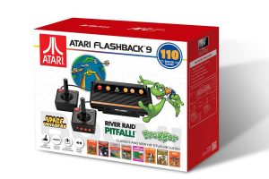 The Official Game List for the AtGames Atari Flashback 9 (2018)