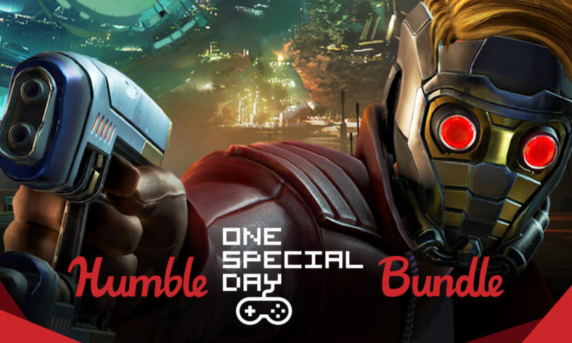 Pay what you want for The Humble One Special Day Bundle – Marvel's Guardians of the Galaxy, Surgeon Simulator, Alpha Protocol, and more!