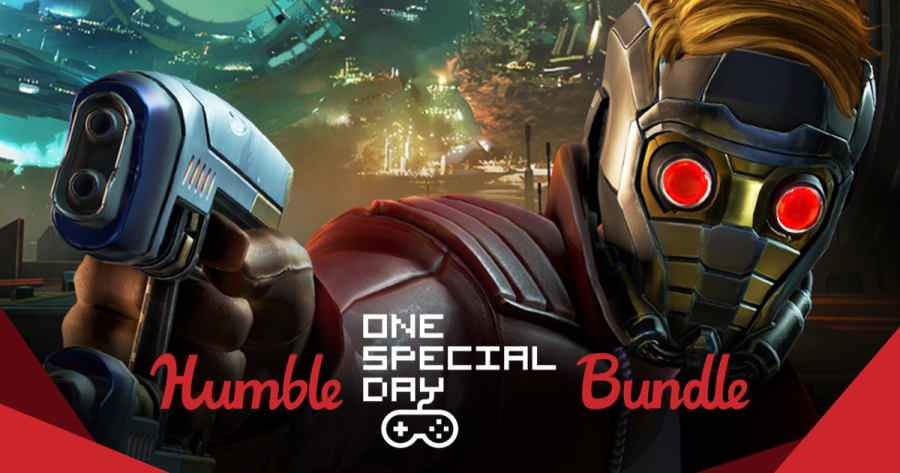 Pay what you want for The Humble One Special Day Bundle - Marvel's Guardians of the Galaxy, Surgeon Simulator, Alpha Protocol, and more!