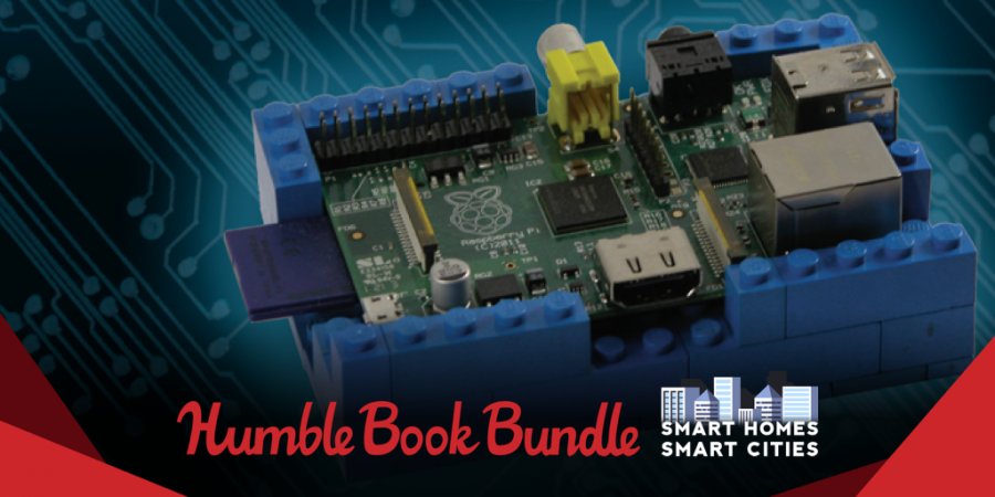 Pay what you want for The Humble Book Bundle: Smart Homes, Smart Cities
