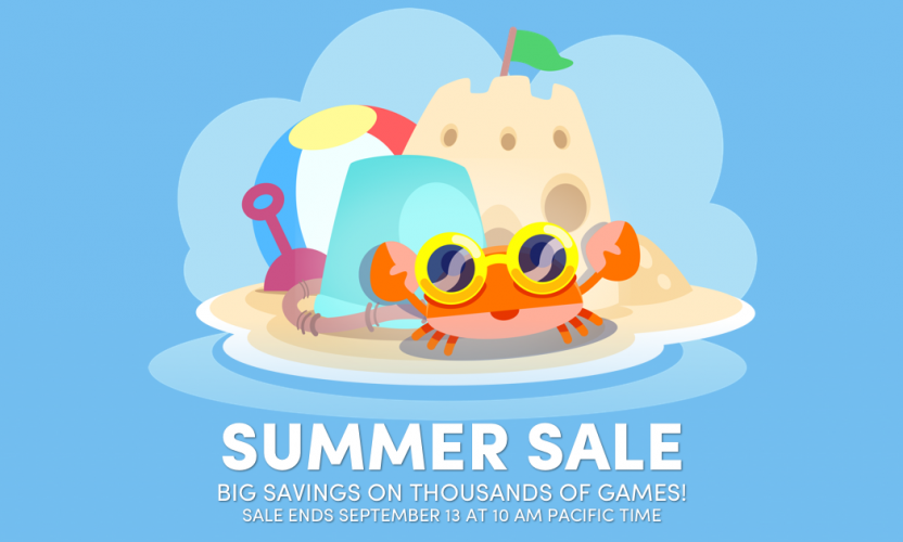 The Humble Steam Summer Sale is still going strong, plus get Overwatch in the October Humble Monthly!