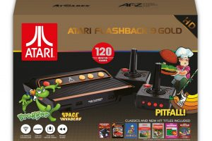 Hardware Mod to Support Standard Paddles on Atari Flashback 9 and 9 Gold