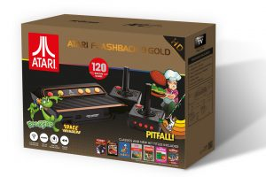 AtGames Announces 2018 Line-up of Atari-branded Consoles and Handheld Products!