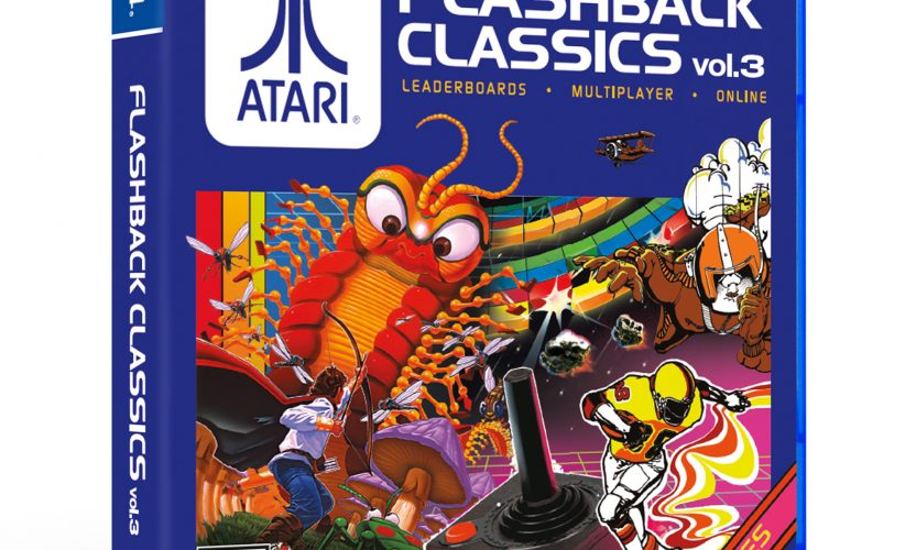 Atari Flashback Classics: Volume 3 (2018) (PS4, Xbox One) – The Official Game List