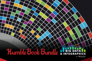 Name your own price for The Humble Book Bundle: Big Data & Infographics by Wiley!