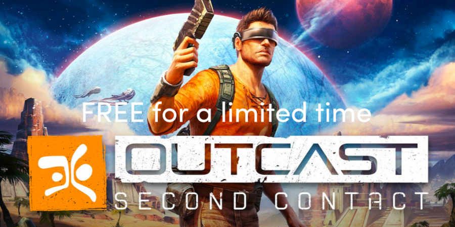 Get Outcast – Second Contact free for the next 48 hours as the Fall Sale continues!