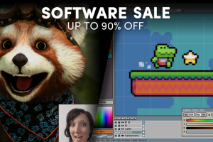 Up to 90% off great Steam, Windows, Linux, and Mac software!