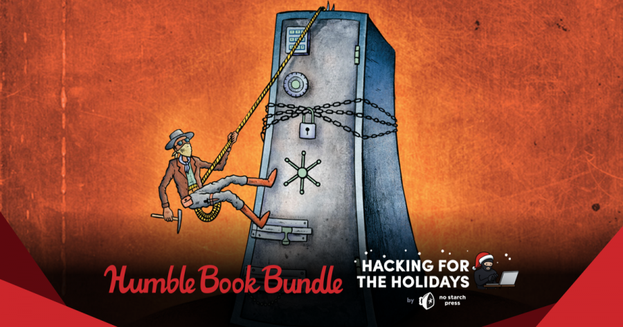 Pay what you want for The Humble Book Bundle: Hacking for the Holidays by No Starch Press