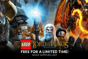Get a FREE copy of LEGO® Lord of the Rings for Steam for 48 hours (or while supplies last)!