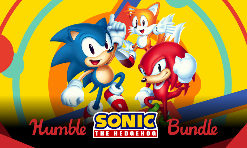 Name your own price for the Sonic The Hedgehog Steam bundle!